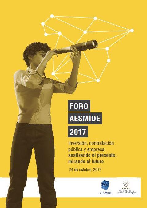 FORO AESMIDE 2017