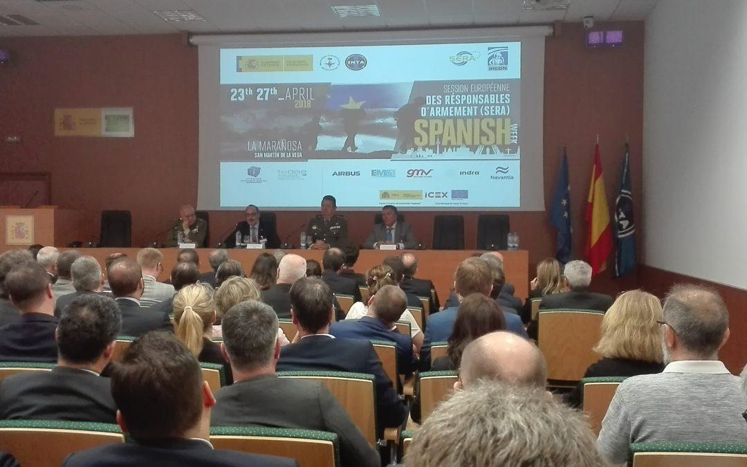 SESIÓN EUROPEA DE RESPONSABLES DE ARMAMENTO (SERA)