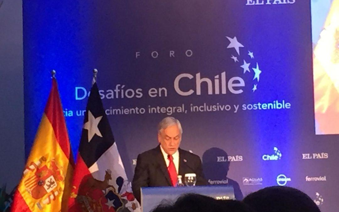 DESAFÍOS EN CHILE