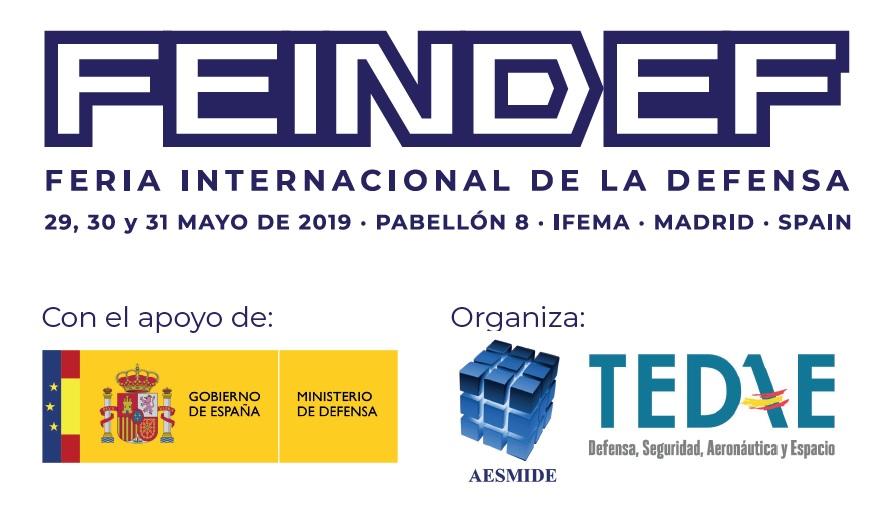 PRESENTACIÓN OFICIAL DE LA FERIA INTERNACIONAL DE DEFENSA (FEINDEF)