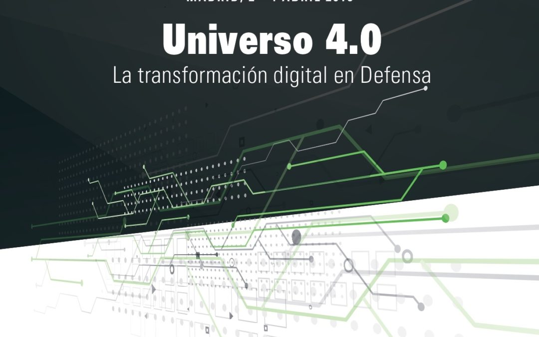Universo 4.0 La transformación digital en Defensa por  SYMDEX
