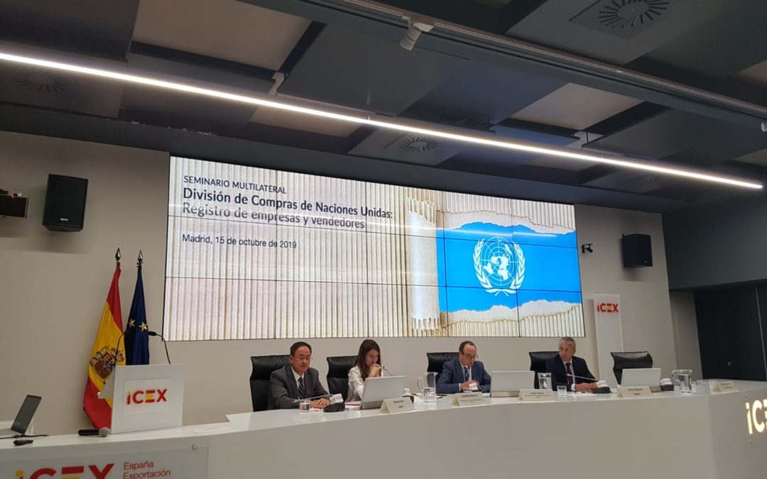 Seminario Compras de Naciones Unidas 2019