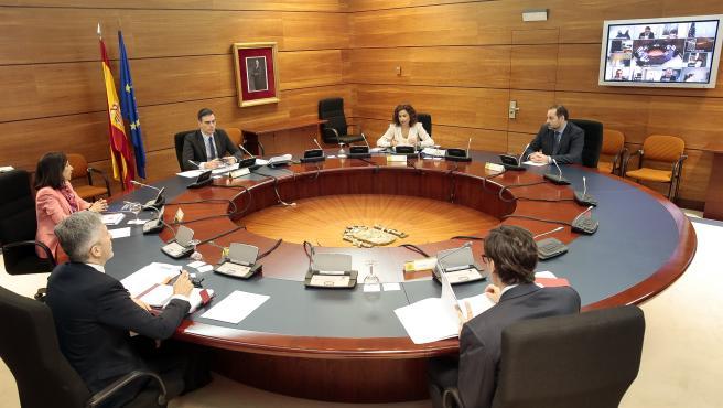 Referencia del Consejo de Ministros del 24 de marzo