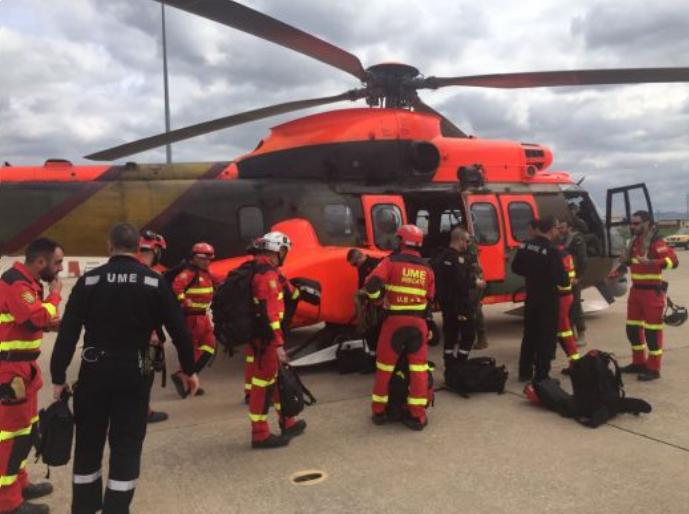 Gahn lidera un proyecto europeo de un sistema de respuesta ante emergencias