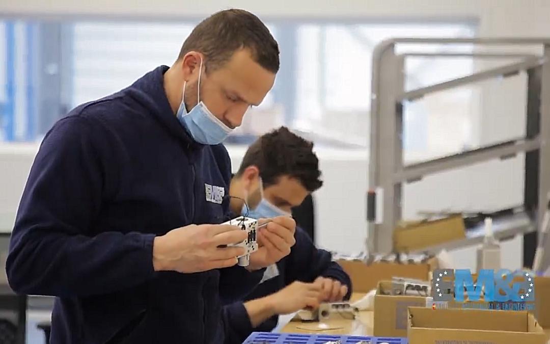 Escribano lidera el proyecto de producción de ventiladores pulmonares del Ministerio de Industria