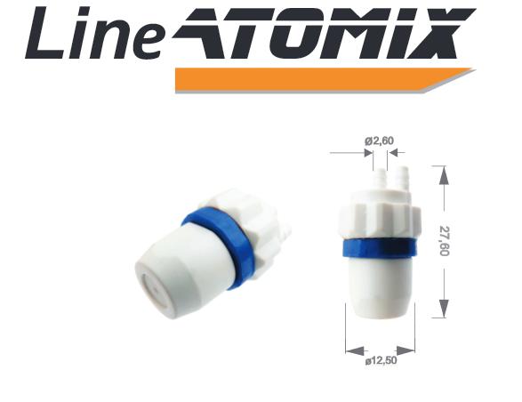 Randex Ibérica lanza su nueva línea de boquilla ATOMIX
