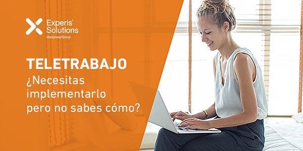 Ciber Spain trae soluciones de teletrabajo