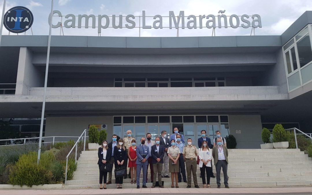Aesmide visita el Instituto Tecnológico «La Marañosa»