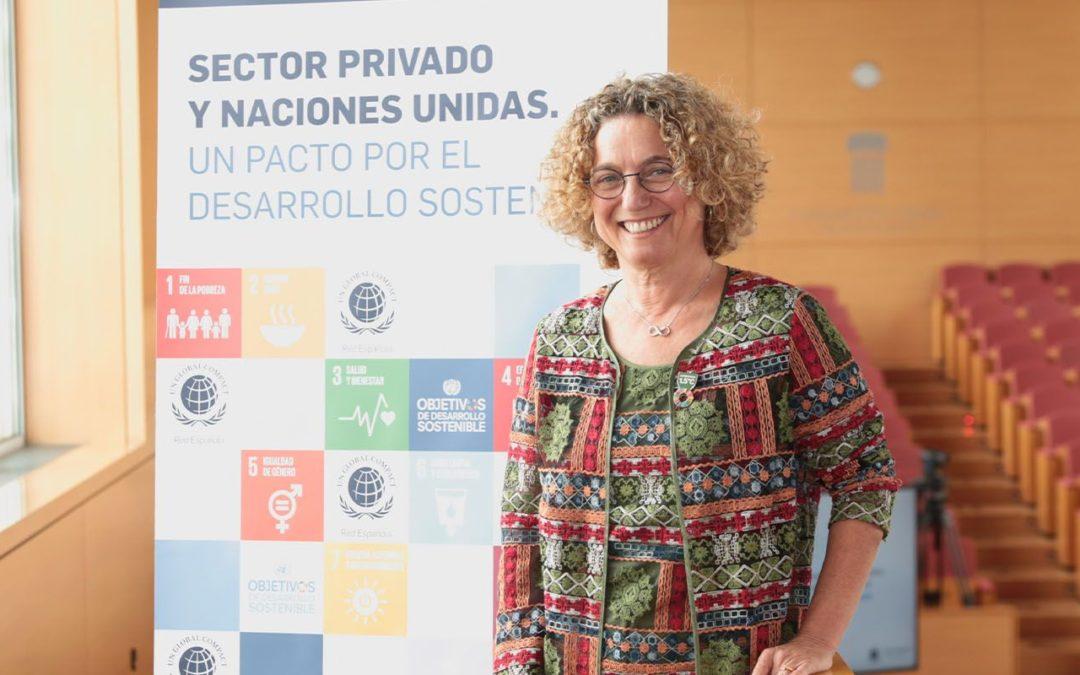 La empresaria aragonesa Clara Arpa, elegida nueva presidenta de la Red Española del Pacto Mundial