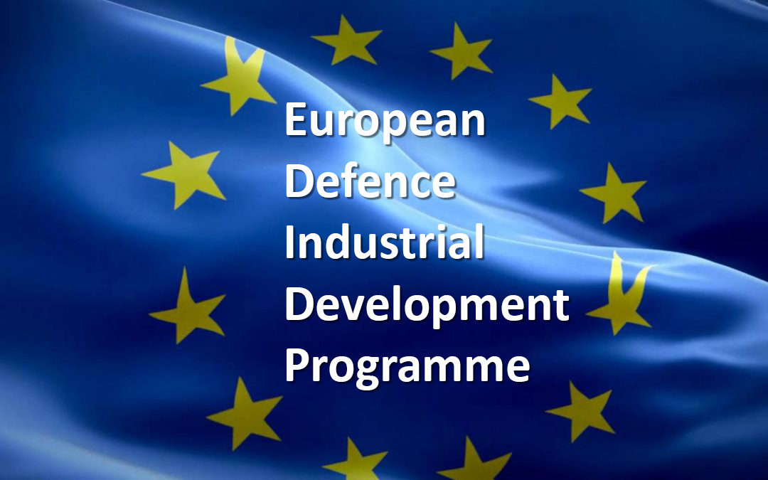 Apertura de la convocatoria de EDIDP 2020