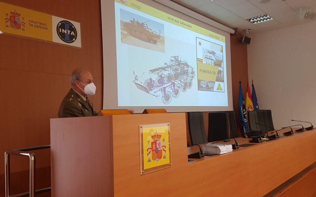 AESMIDE organiza reunión junto con la Subdirección General de Programas de la DGAM para fomentar y apoyar los proyectos de Defensa