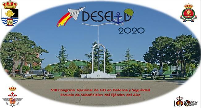 El Congreso Nacional de I+D en Defensa y Seguridad (DESEi+d 2020) es celebrada en formato virtual
