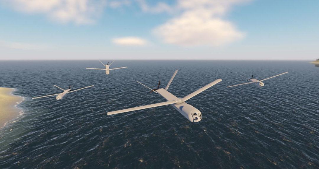 Escribano Mechanical and Engineering presentan su nuevo sistema LISS que permite operar vehículos aéreos no tripulados de manera autónoma e inteligente