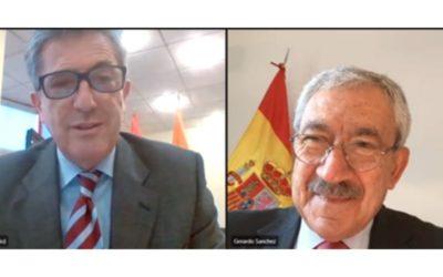 AESMIDE celebra webinar con el Director General de Protección Civil