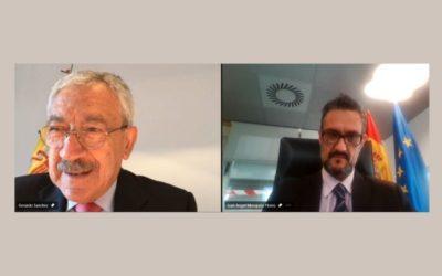AESMIDE celebra una webinar con el Director General de Administración Digital de Castilla- La Mancha