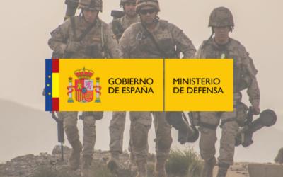 El Ministerio de Defensa abre convocatoria para presentar los proyectos de I+D en el Programa de Cooperación en Investigación Científica y Desarrollo en Tecnologías Estratégicas (Programa Coincidente)