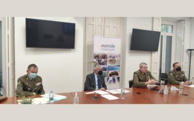 AESMIDE celebra una webinar con el Mando de Apoyo Logístico del Ejército de Tierra (MALE)