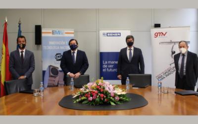 Las empresas españolas ESCRIBANO Mechanical & Engineering y GMV se unen a SENER AEROESPACIAL en la iniciativas SMS
