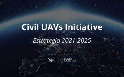 El próximo 27 de julio se celebra la jornada de presentación de la nuevaPlanificación Estratégica de la Civil UAVs Initiative (CUI) para el período 2021-2025