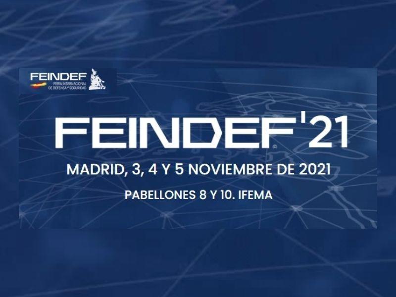 FEINDEF 2021 consolida su carácter internacional a través del acuerdo que convierte a Defense News en Medio Oficial de la feria