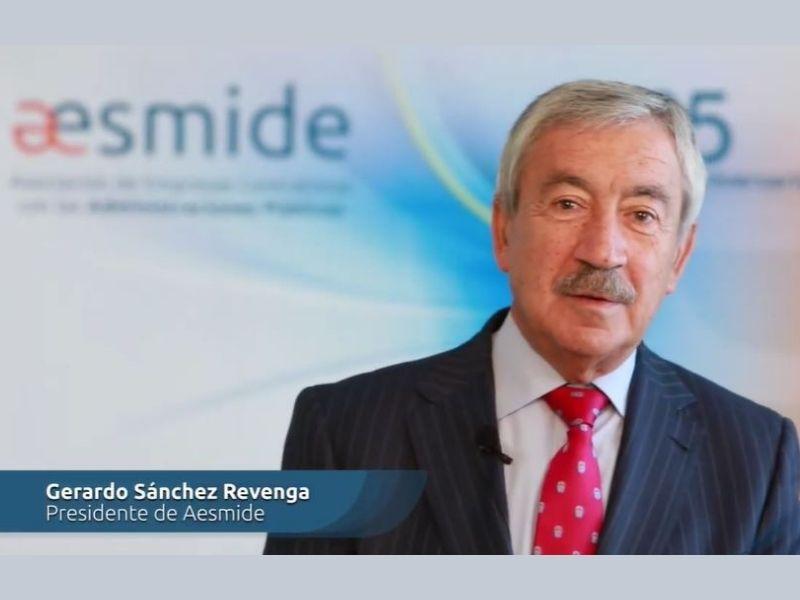 El Presidente de Aesmide, Gerardo Sánchez Revenga, considera la futura base logística del Ejército de Tierra como un proyecto ilusionante y una oportunidad para la industria