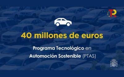 Programa Tecnológico de Automoción Sostenible