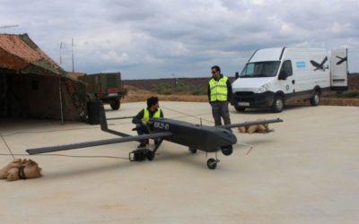 El Ejército de Tierra español lanza el desarrollo de un UAV táctico de menos de 150 kg
