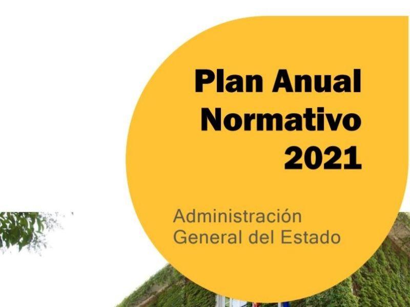Aprobado el Informe Anual de Evaluación Normativa de 2020 y el Plan Anual Normativo de 2021