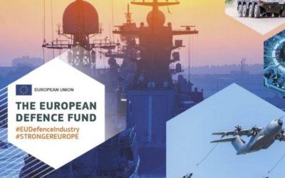 La Comisión Europea organiza una jornada de información virtual y un evento de creación de redes para los posibles solicitantes de las convocatorias de propuestas del Fondo Europeo de Defensa (FED) 2021