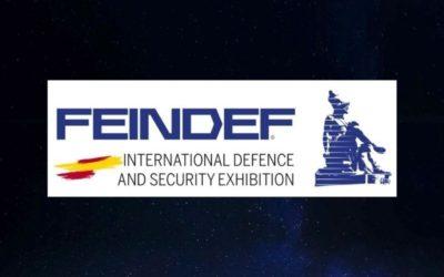 FEINDEF 2021 confirma que contará con más de 60 delegaciones internacionales especializadas en la Industria de Defensa