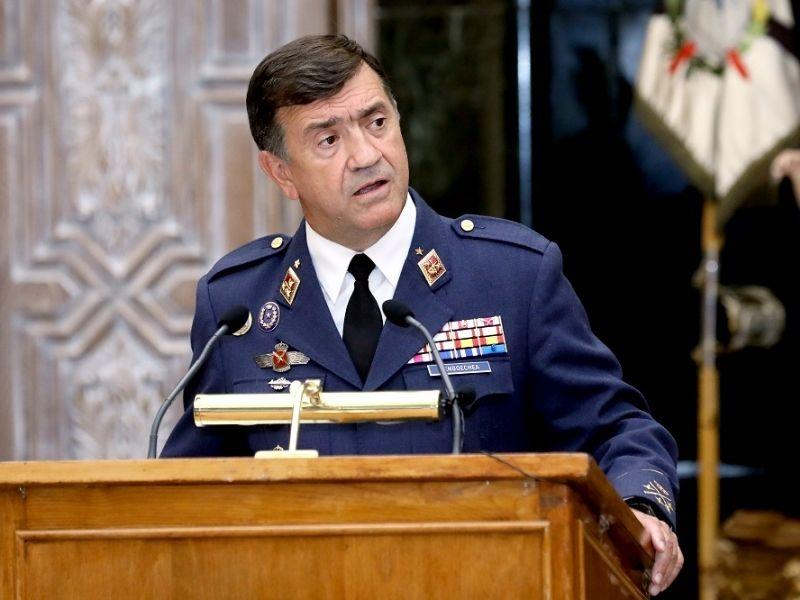 El teniente general Ignacio Bengoechea es el nuevo segundo jefe de Estado Mayor del Ejército del Aire