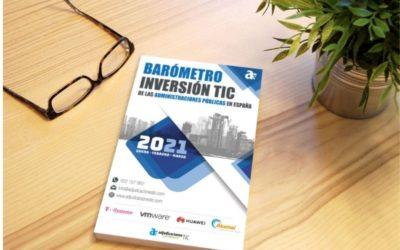 Barómetro de la inversión TIC 2021 de las Administraciones Públicas en España: resumen ejecutivo