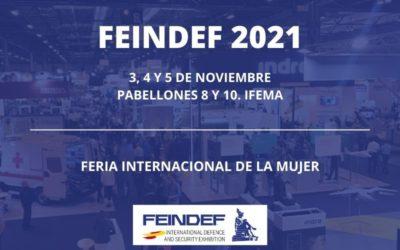 El Foro Internacional de la Mujer obtendrá un papel protagonista en FEINDEF 2021