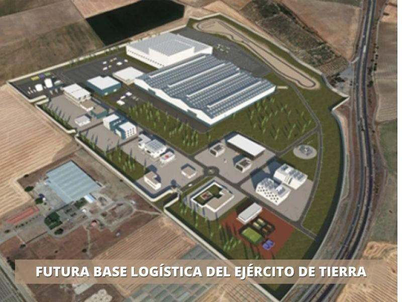 Nuevo taller sobre la futura base logística organizado por el Ejército de Tierra